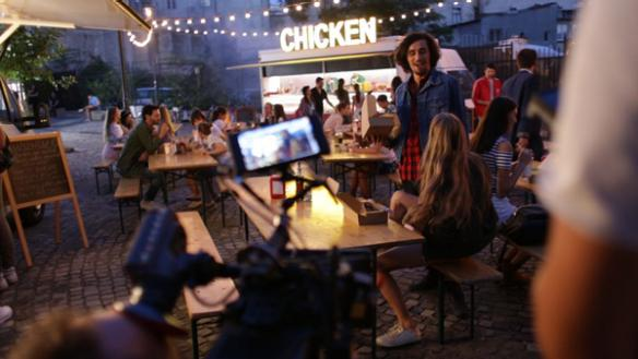 Behind the Scenes of the New Coca-Cola Commercial
