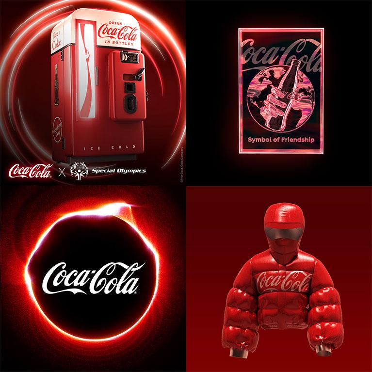 Coca Cola NFT