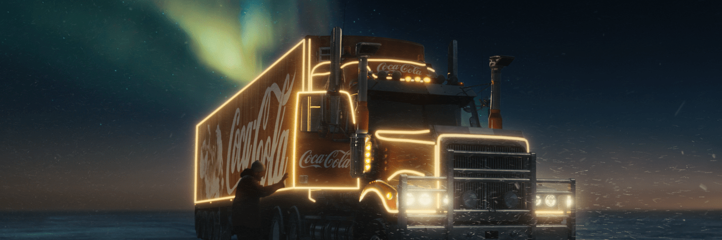 Coca Cola 2020 Holiday Campaign   News & Articles